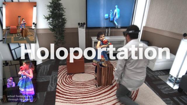 holoportation