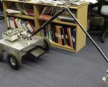 Slugbot: le robot chasseur de limaces (2001) 6