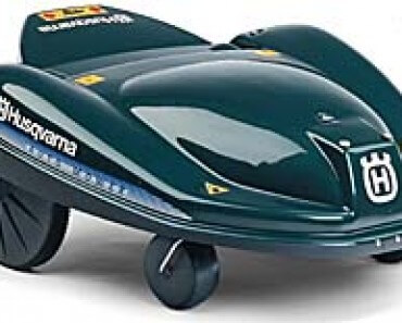 Auto Mower tondeuse à batterie robotisée (2001) 5