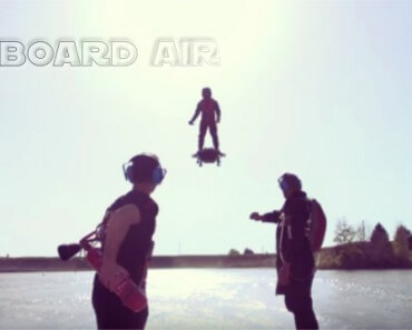 Flyboard Air : planche volante de Zapata Racing 4