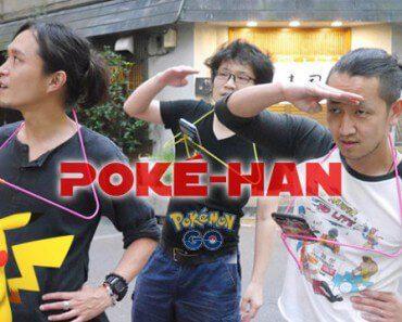 Poké-Han : support de smartphone pour le jeu Pokémon Go 3