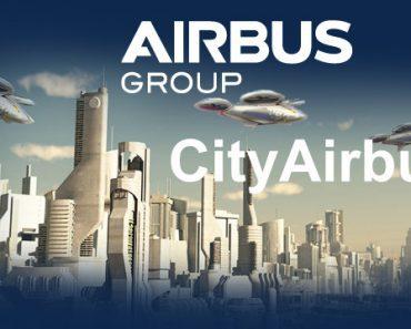 CityAirbus : le taxi volant des villes 4