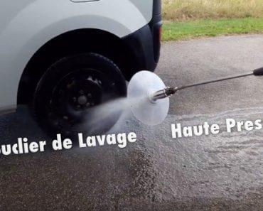 Bouclier de Lavage Haute Pression 3