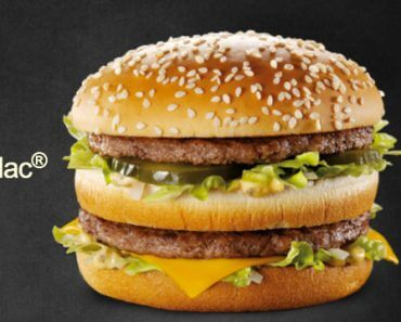 Big Mac : Burger culte de McDonald's 5