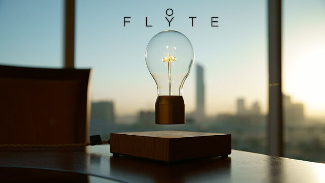 flyte-levitating-led-light