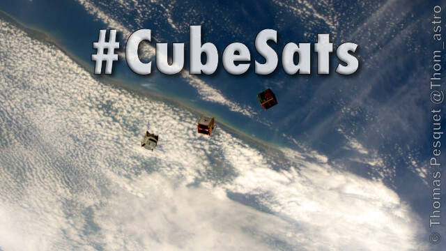 CubeSats : nano-satellites low cost 1