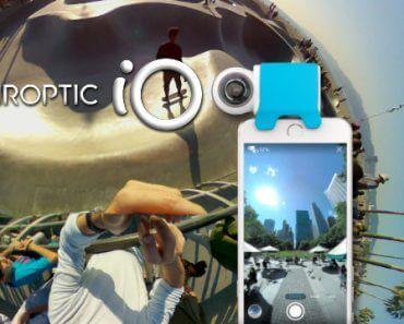 Giroptic iO : caméra 360° qui tient dans la poche 4