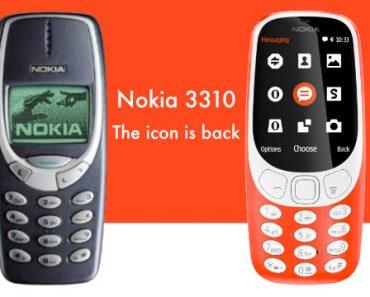 Nokia 3310 : le téléphone mobile légendaire est de retour 8