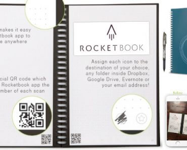 RocketBook Everlast : carnet de notes avec pages réutilisables à l'infini 4