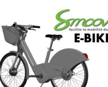 Vélo E-Bike Smoove : vélo électrique en libre service 8