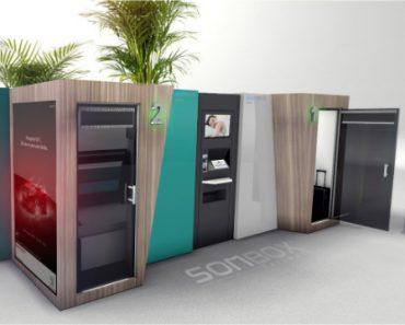 Sombox : la micro chambre d'hôtel pour faire une sieste 4