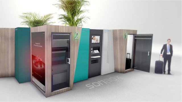 Sombox : la micro chambre d'hôtel pour faire une sieste 1