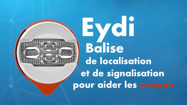 Eydi : Balise de localisation et signalisation pour aider les secours 1