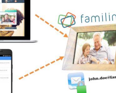 Familink : cadre photo connecté à destination des seniors... 4