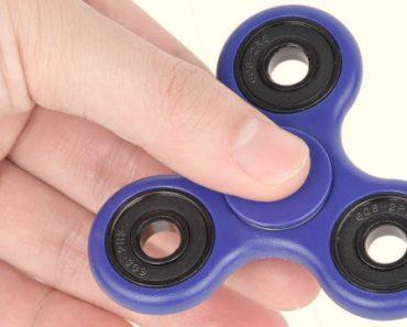 Tri Fidget Hand Spinner : toupie antistress 3