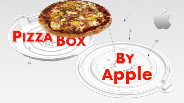 e34b87204ebff4 Apple révolutionne le monde de la livraison de pizzas… Si si, vous avez  bien lu. La marque à la pomme est l inventeur d une boîte à pizza ronde.