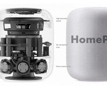 HomePod : haut-parleur intelligent d'Apple 3