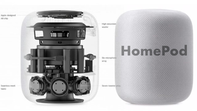 HomePod : haut-parleur intelligent d'Apple 1