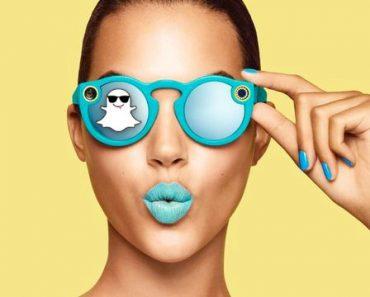 Spectacles : lunettes de soleil connectées Snapchat 1