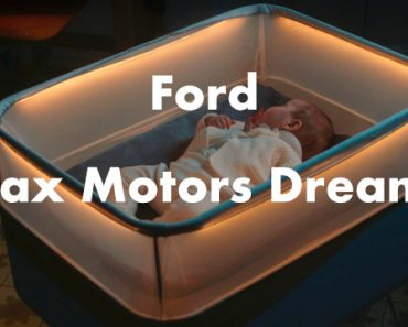 Ford Max Motors Dreams : balade en voiture virtuelle pour endormir bébé 1