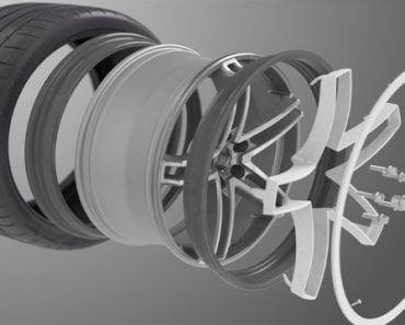 Roue flexible Maxion avec technologie Michelin Acorus 5