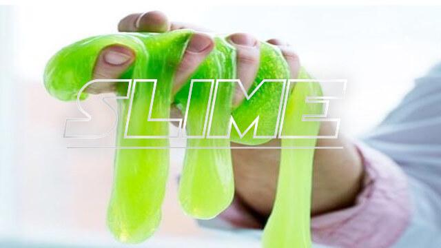 Slime : pâte gluante et élastique qui colle aux vitres et fait des prouts 1