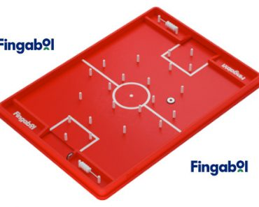 Fingabol : jeu de football de table 6