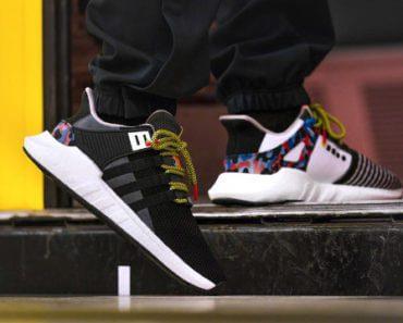 Chaussure Adidas avec titre de transport intégré 1
