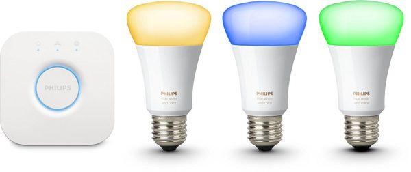Philips Hue - Kit de Lampes Connectées 1