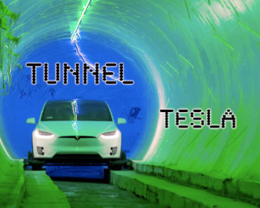 Tunnel Tesla pour révolutionner les transports urbains 3