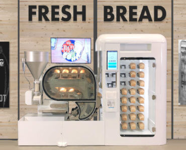 BreadBot : robot boulanger (pain frais à toute heure) 1