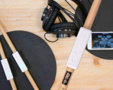 Senstroke : jouer de la batterie partout sans bruit 3