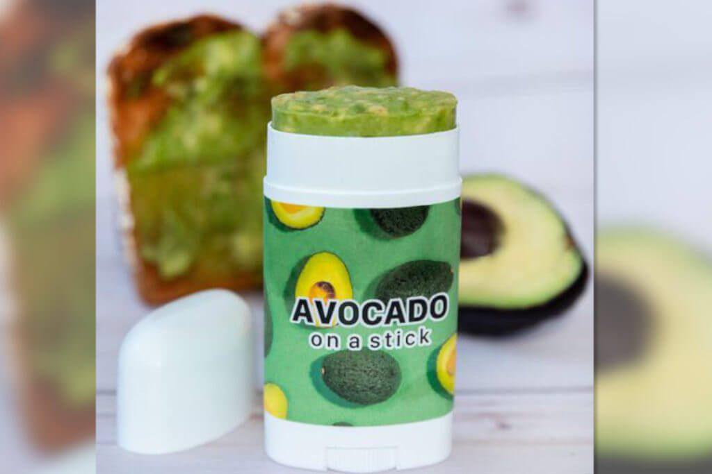 Avocado stick : bâtonnet pour des tartines à l'avocat 1