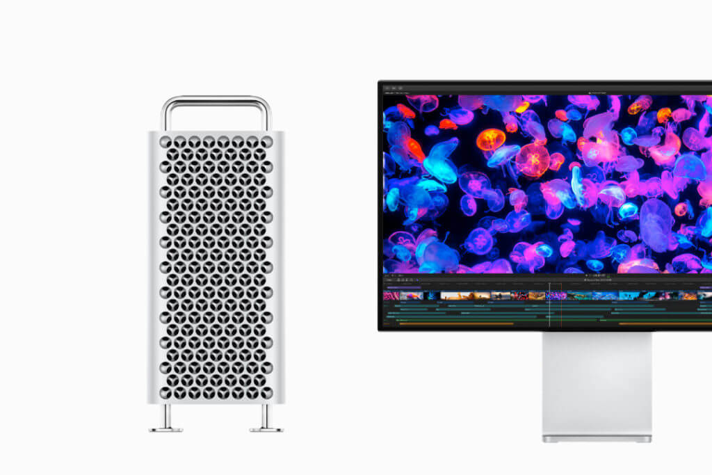 Mac Pro Apple : l'ordinateur des pros de l'image 1