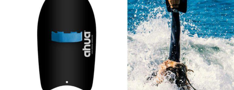 Handboard Ahua : surfez les vagues d'une seule main 1