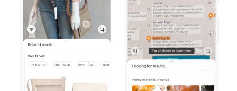 Google Lens : reconnaissance d'image 1
