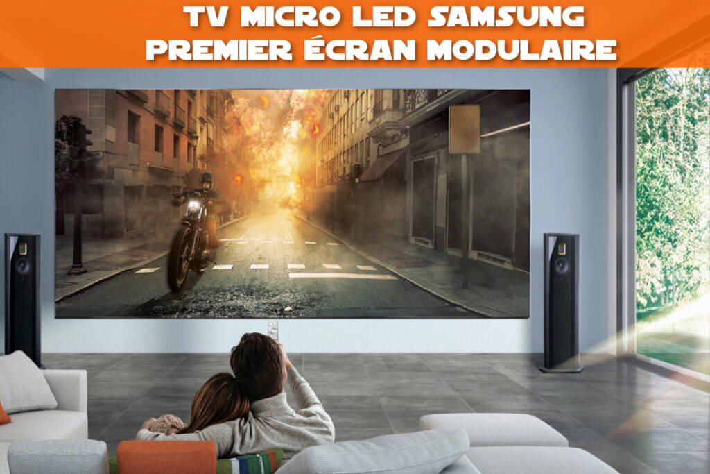tv micro led samsung