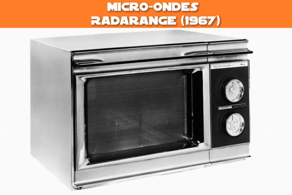 micro-ondes radarange - microwave