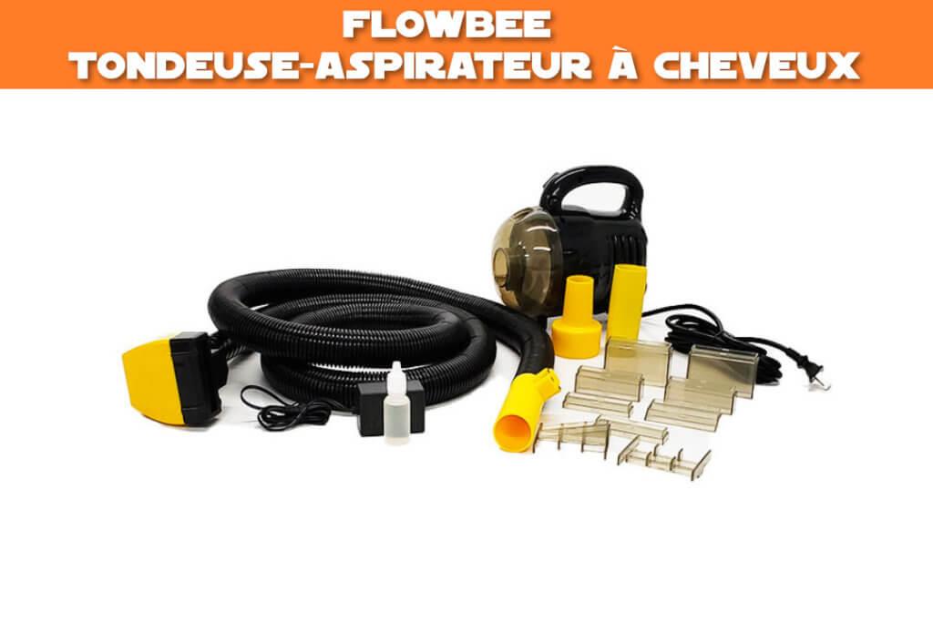 Flowbee tondeuse-aspirateur à cheveux