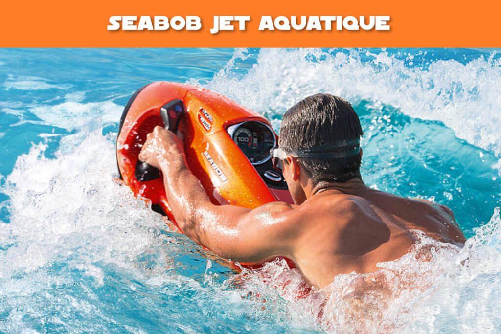 Seabob Jet Aquatique